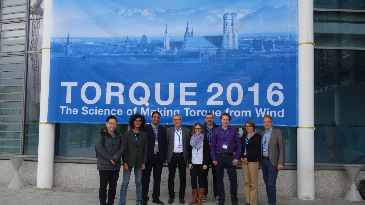 Bildergalerie TORQUE 2016  The science of making Torque from wind (c)