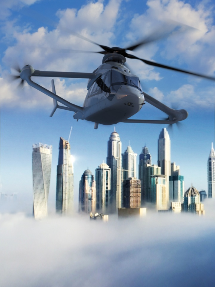 Racer (AH - Artist`s impression) (c) Airbus Helicopters