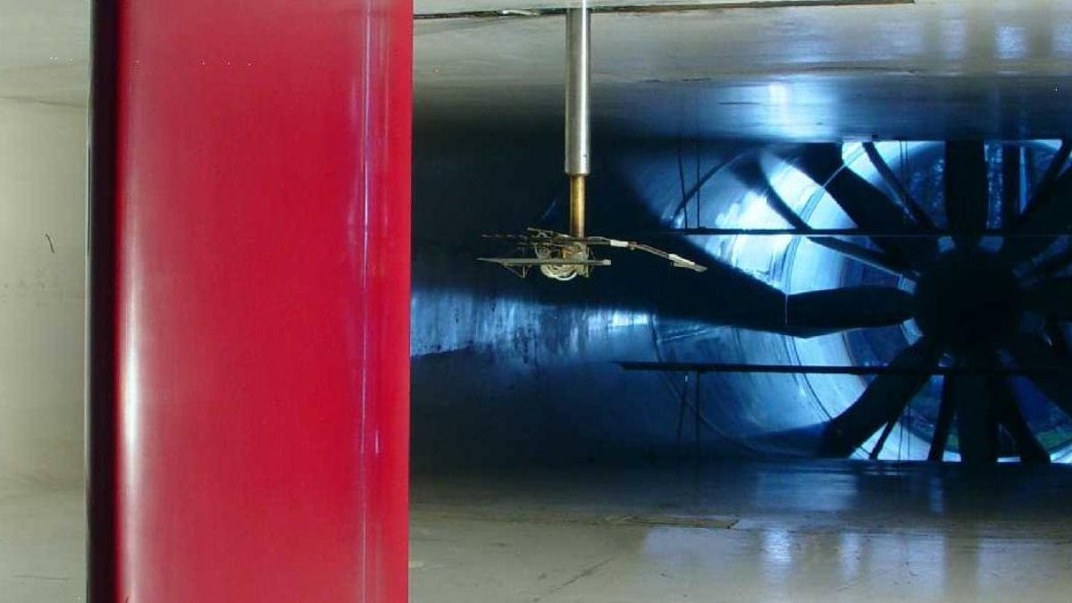 Laminar Wind Tunnel (c) IAG