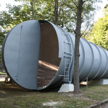 Laminar Wind Tunnel