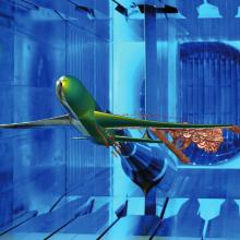 Numerische und experimentelle Erforschung des High-Speed Stall von Transportflugzeugen