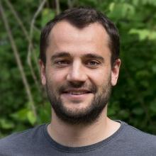 This picture showsMatthias Weinschenk, M.Sc.
