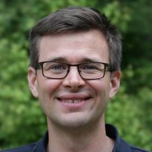 Dieses Bild zeigt Michael Schollenberger, M.Sc.